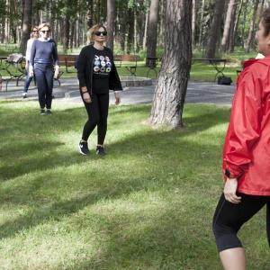Konatkt z naturą i dobre ćwiczenia do nasze zdrowie