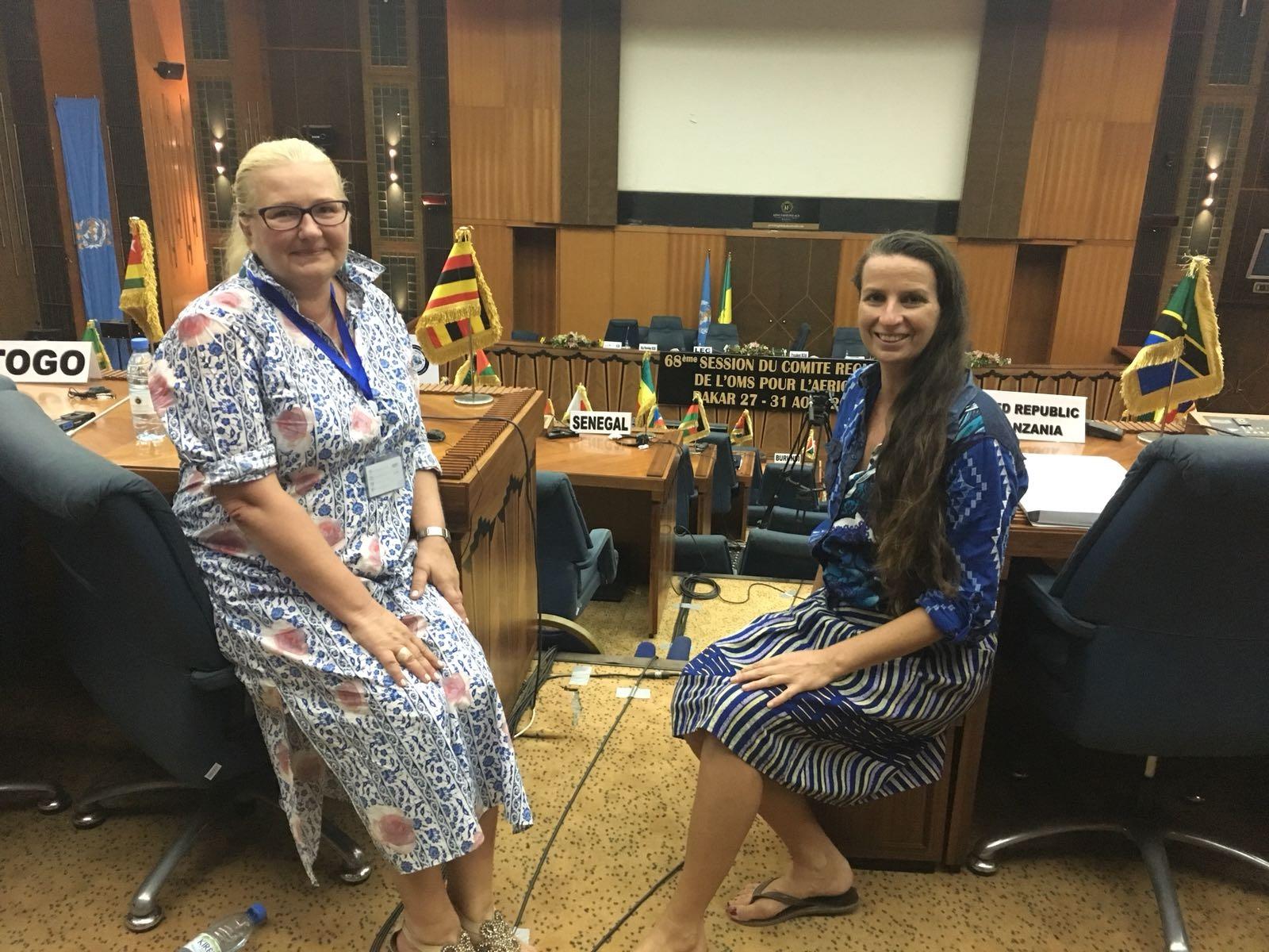 Posiedzenie-WHO-Dakar